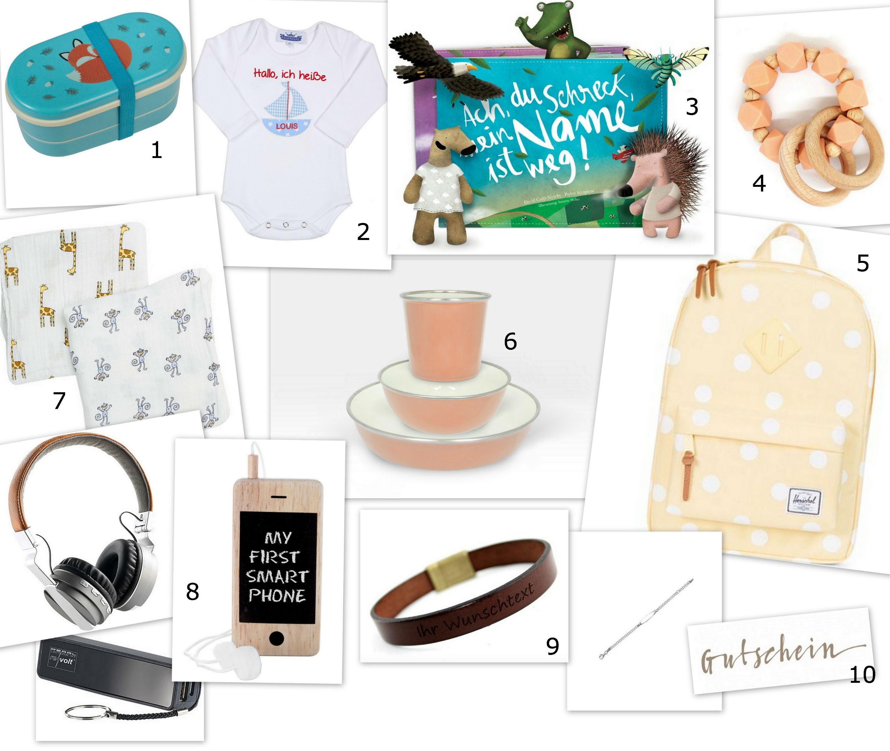 Sinnvolle Geschenke Zur Geburt  10 sinnvolle und schöne Geschenke zur Geburt Einfach