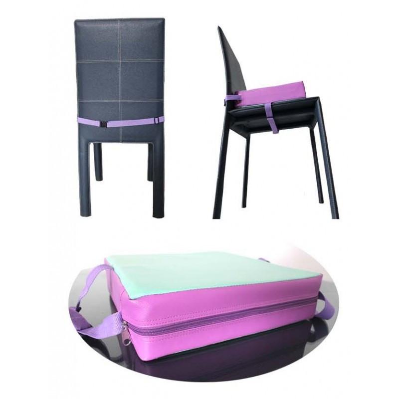 Sitzerhöhung Stuhl  Stuhl Booster Sitzpolster für Baby Kleinkind Kind 2078