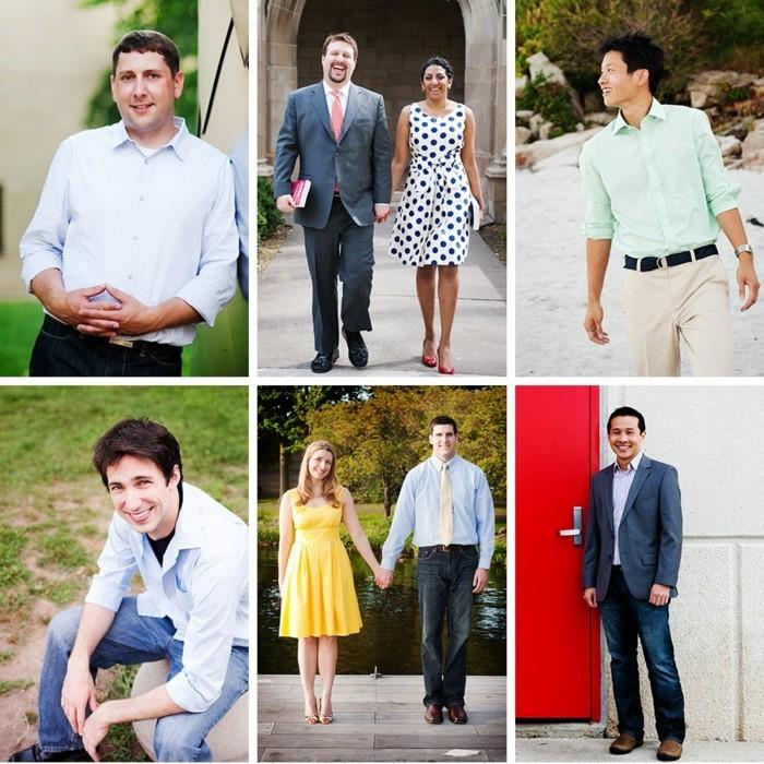 Smart Casual Hochzeit  Kleider für Hochzeitsgäste Wie sollte ein Mann angezogen sein