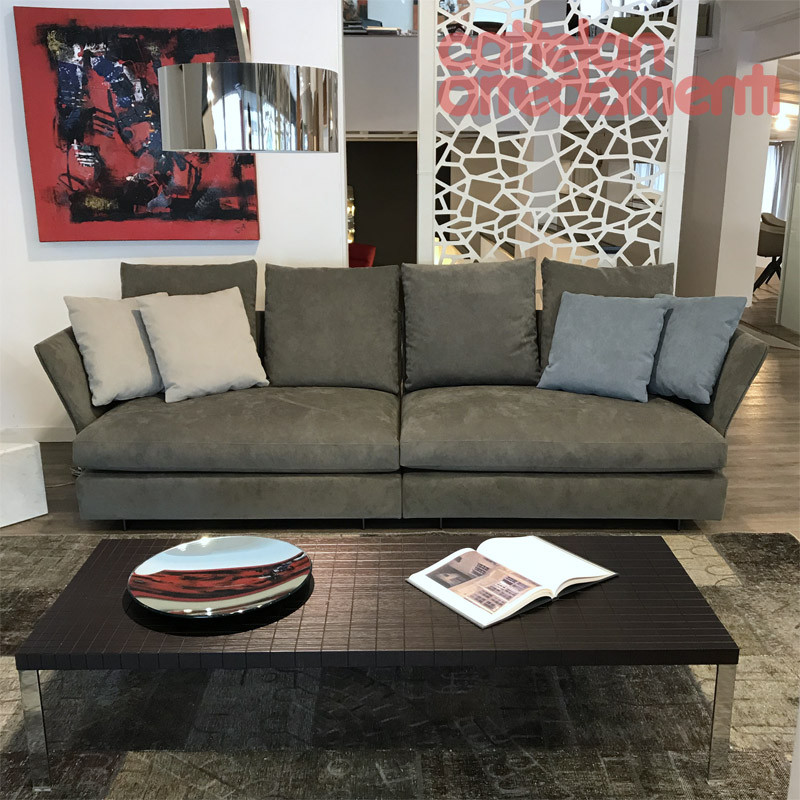 Sofa Outlet  promo Holiday sofa by Molteni Cattelan