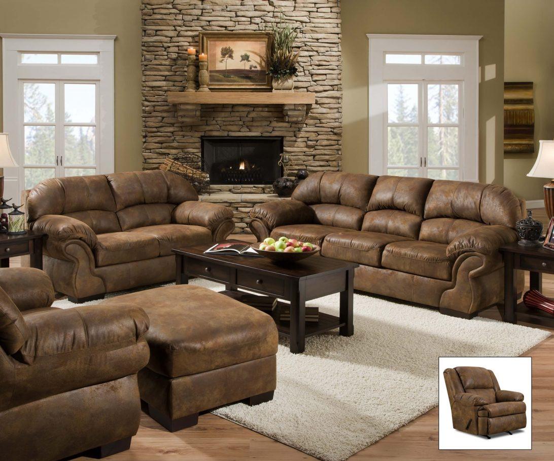 Sofa Outlet  Living Room Simmons Flannel Charcoal Sofa Custom Cushions
