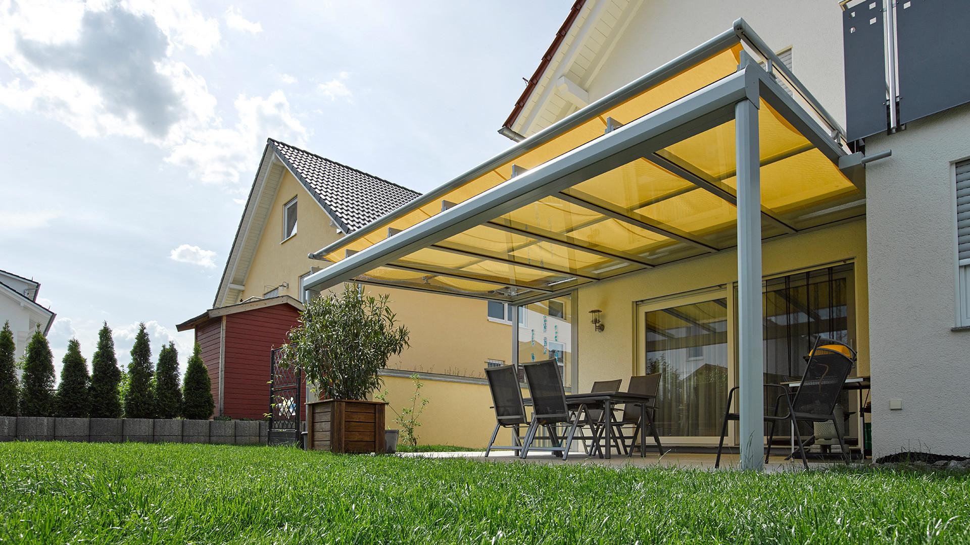 Sonnenschutz Für Terrasse  Sonnenschutz für Balkon und Terrasse – Markisen Zanker