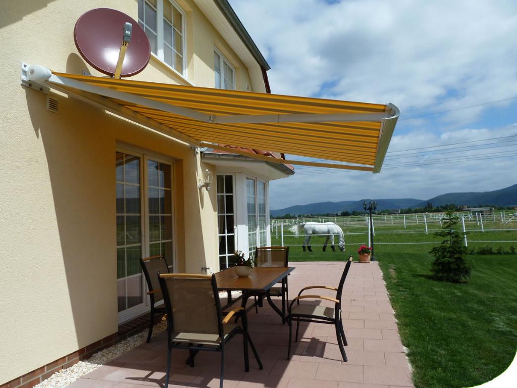 Sonnenschutz Für Terrasse  Markise für Ihre Terrasse