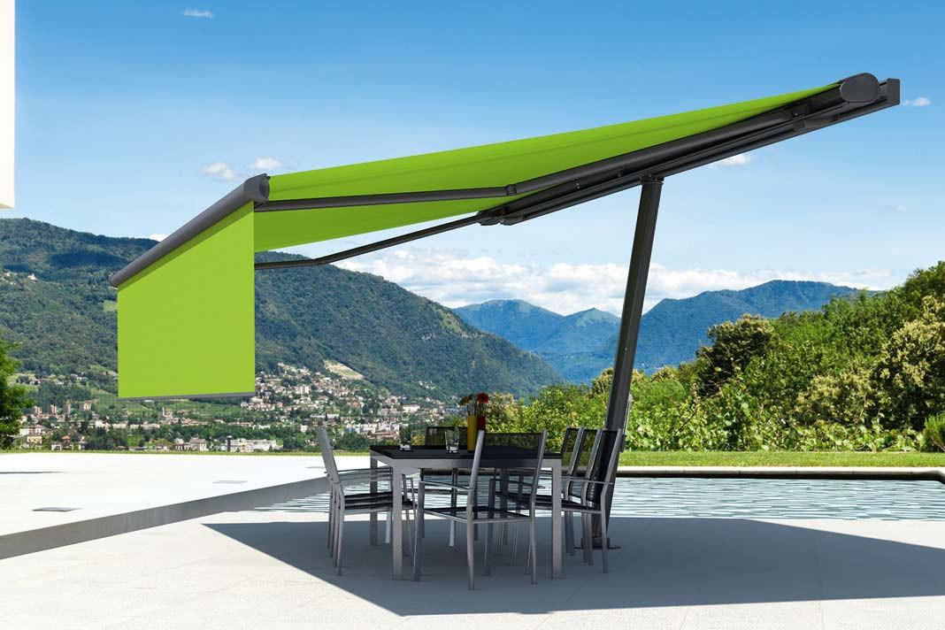 Sonnenschutz Für Terrasse  Der beste Sonnenschutz für Terrasse LIVVI DE