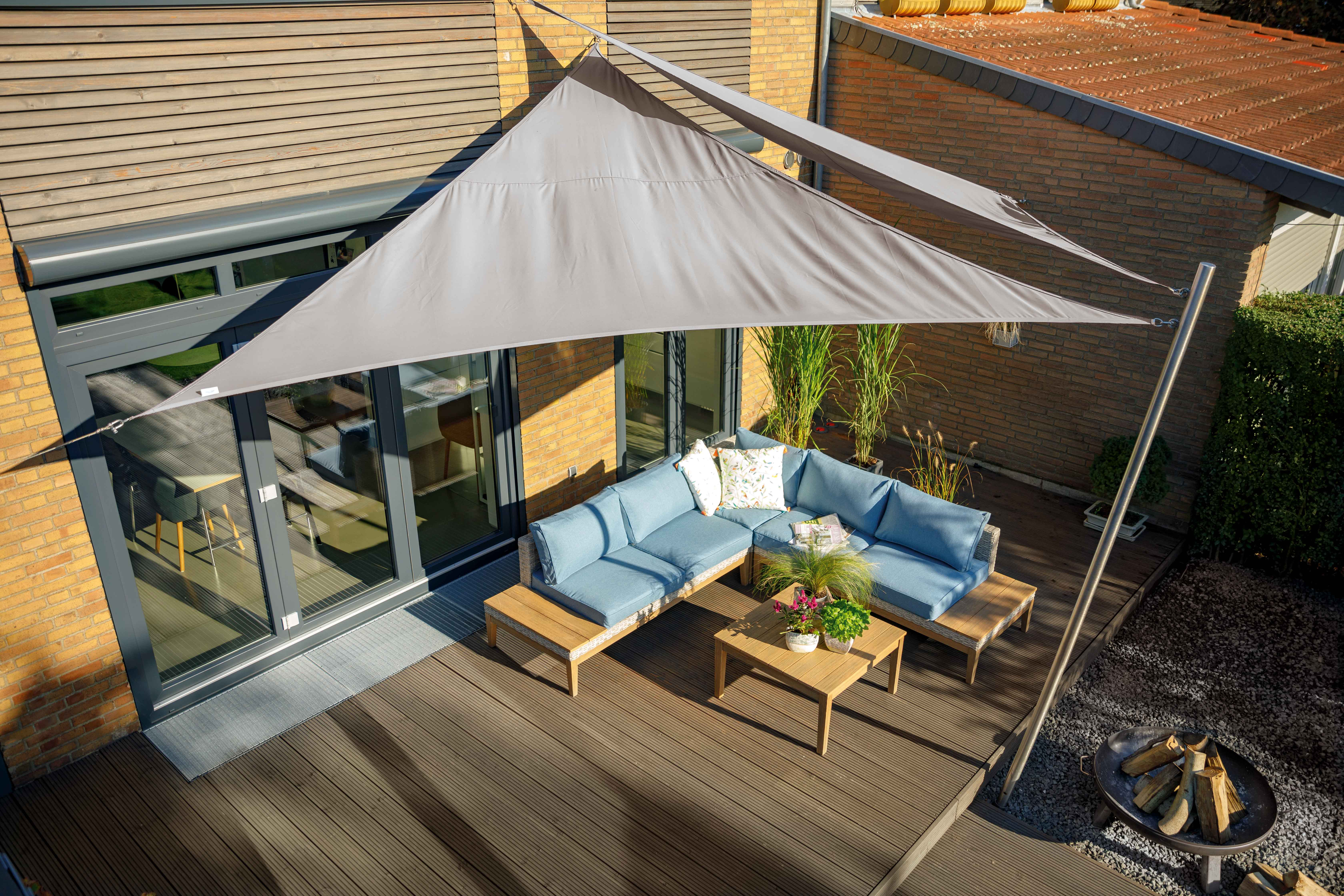 Sonnenschutz Für Terrasse  Sonnenschutz für Terrasse – Dach Markise Schirm und