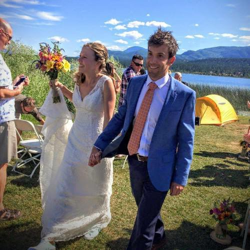 Soukalova Hochzeit  Biathlon Weddings – Bailey Perras Jonsson Glazyrina