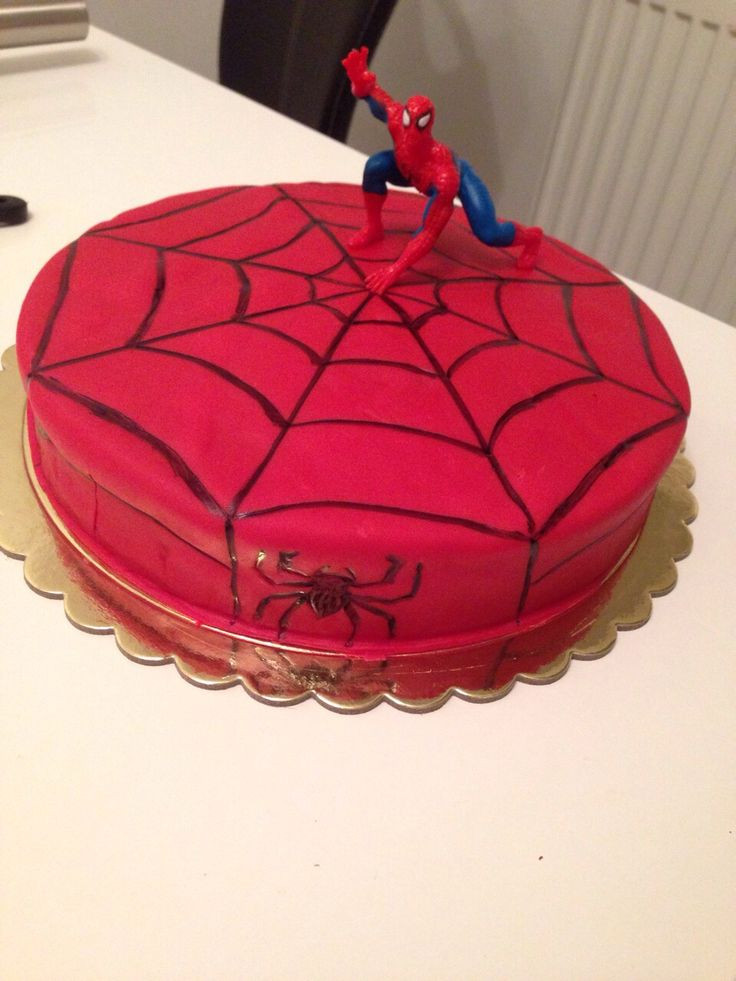 Spiderman Kuchen  Spiderman Torte Geburtstag in 2019