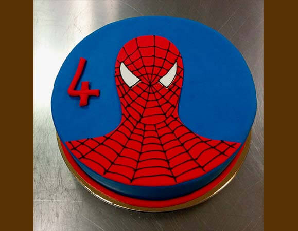 Spiderman Kuchen  Spiderman kuchen online bestellen – Appetitlich Foto Blog