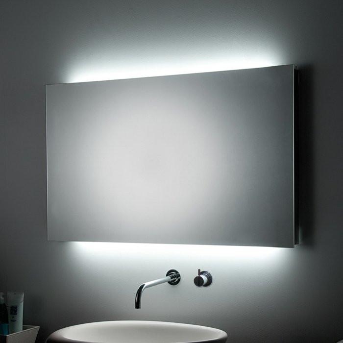 Spiegel Mit Beleuchtung  Badspiegel mit Beleuchtung praktisch und elegant