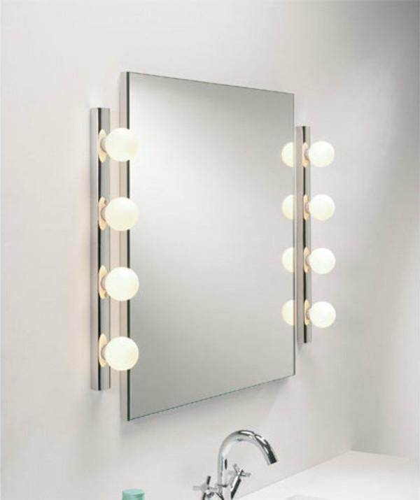 Spiegel Mit Beleuchtung  Badspiegel mit Beleuchtung moderne Vorschläge Archzine