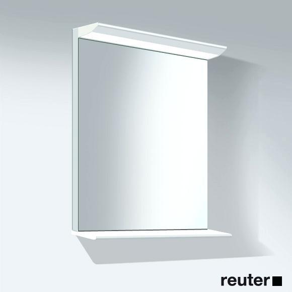 Spiegel Mit Beleuchtung  badspiegel mit beleuchtung und ablage