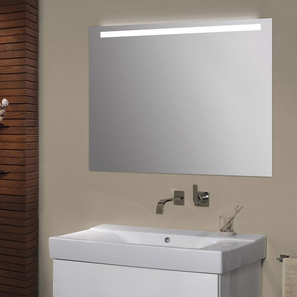 Spiegel Mit Beleuchtung  Spiegel mit LED Beleuchtung MEGABAD