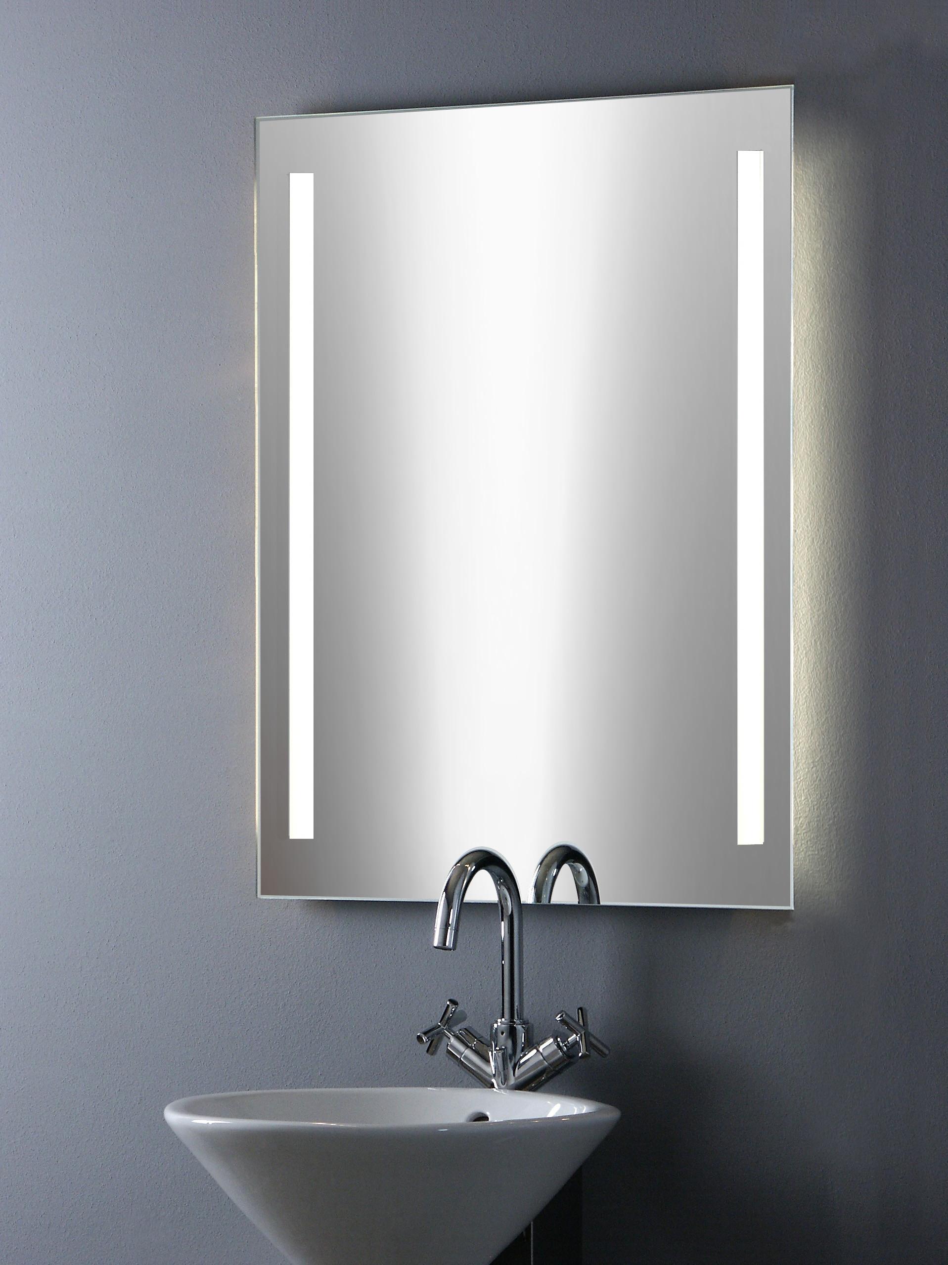 Spiegel Mit Beleuchtung  Badezimmerspiegel mit Beleuchtung