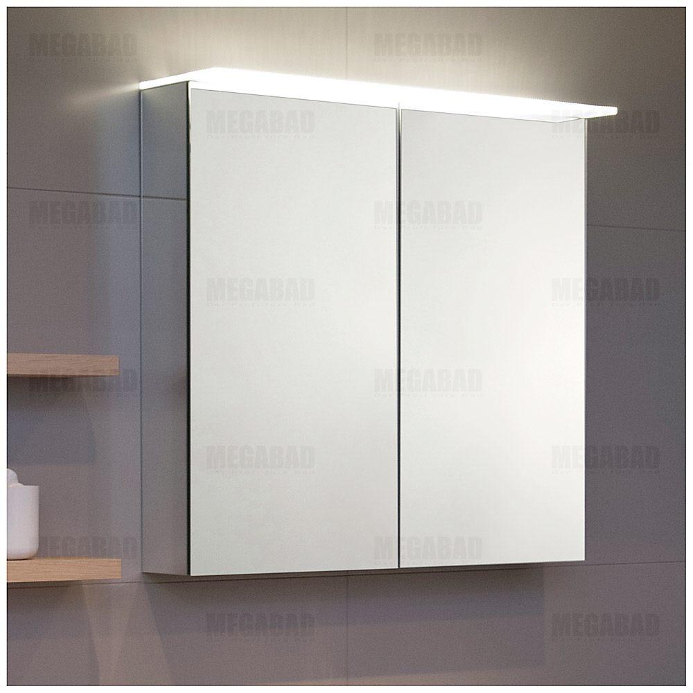 Spiegelschrank 60 Cm  Duravit Delos Spiegelschrank 60 cm Art DL MEGABAD