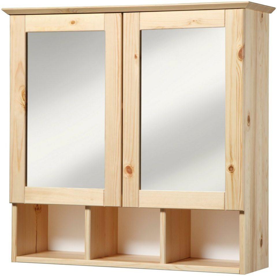 Spiegelschrank 60 Cm  Spiegelschrank Landhaus Rügen Breite 60 cm