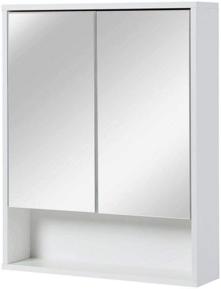 Spiegelschrank 60 Cm  Spiegelschrank Baja 60 cm breit online kaufen