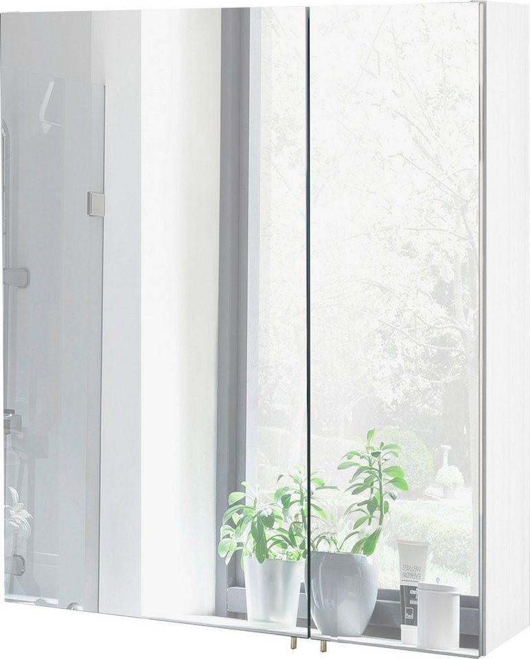 Spiegelschrank 60 Cm  Schildmeyer Spiegelschrank Basic Breite 60 cm