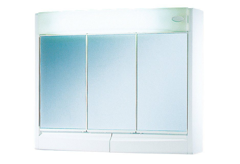 Spiegelschrank 60 Cm  Spiegelschrank Saphir Breite 60 cm mit Beleuchtung