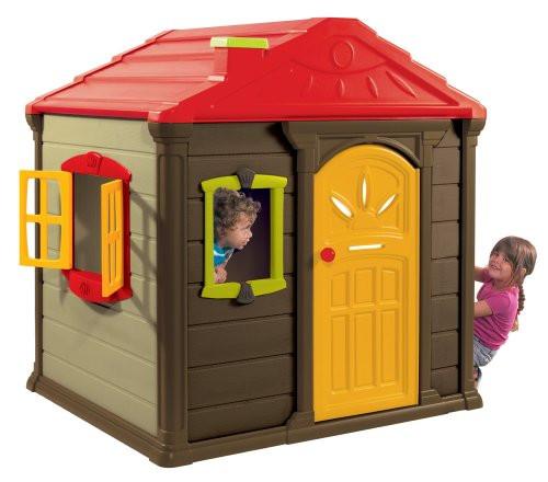 Spielhaus Garten Kunststoff  Spielhaus Garten Kunststoff Free Spielhaus Holz Oder