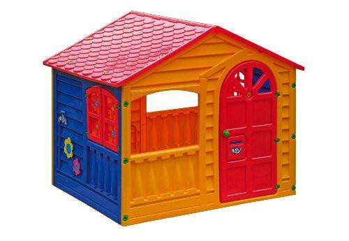 Spielhaus Garten Kunststoff  Spielhaus