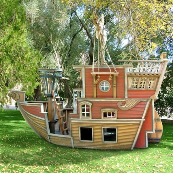 Spielhaus Garten Kunststoff  Spielhaus Holz Garten Selber Bauen – Bvrao
