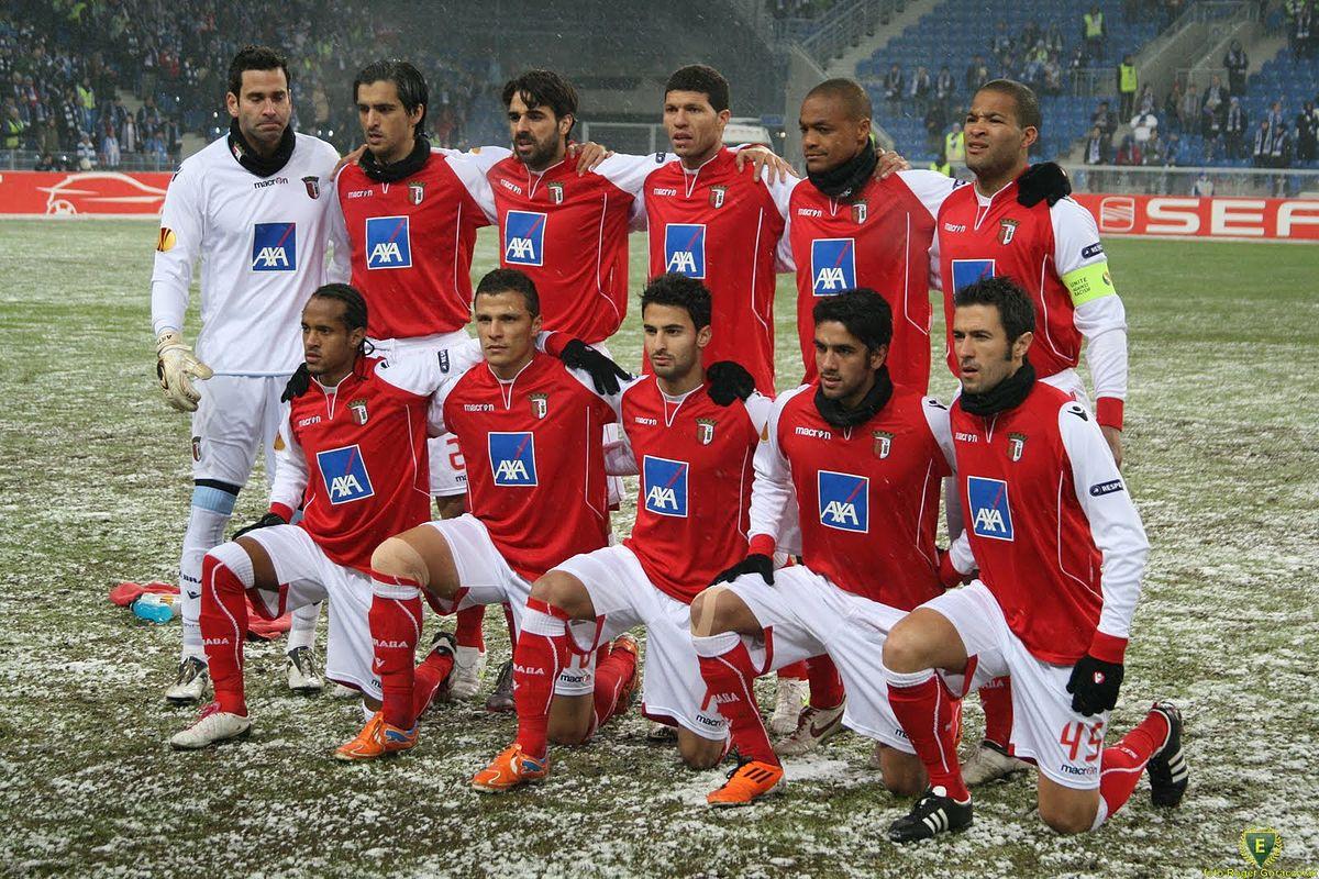 Sporting Braga Tabelle