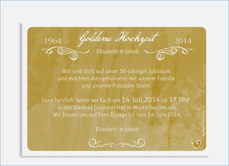 Sprüche Einladung Hochzeit  Spruche Goldene Hochzeit Einladung – travelslow