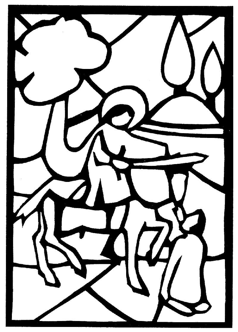 St. Martin Ausmalbilder  Sankt Martin Pfarreiengemeinschaft Buchloe Kirche
