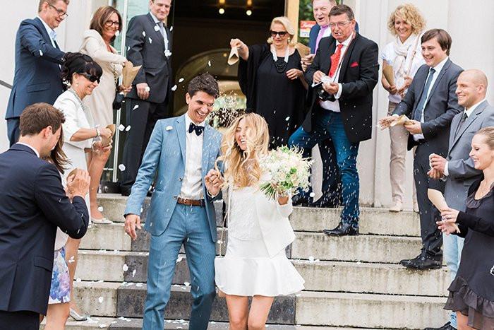 Standesamt Hochzeit  Standesamtliche Hochzeit in Berlin