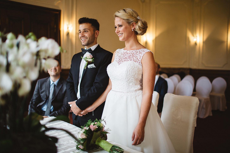 Standesamt Hochzeit  Veronika und Endri