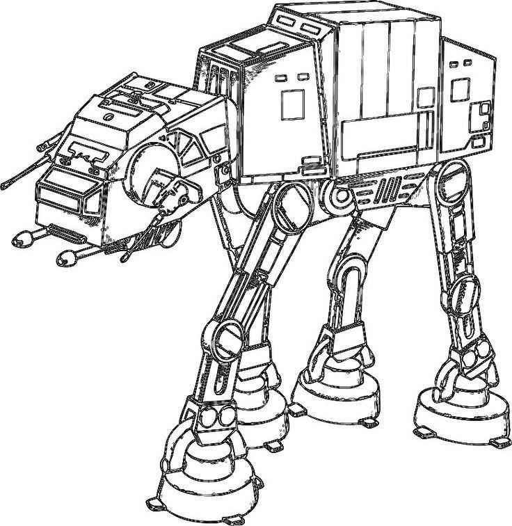 Star Wars Ausmalbilder Drucken  Die besten 25 Star wars ausmalbilder Ideen auf Pinterest