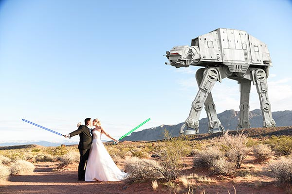 Star Wars Hochzeit  Top 10 Wedding Trends for 2018 Predicted by Chapel of the