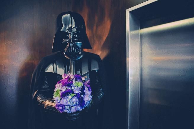 Star Wars Hochzeit  neuer Trend Warum eine Star Wars Hochzeit defintiv nicht