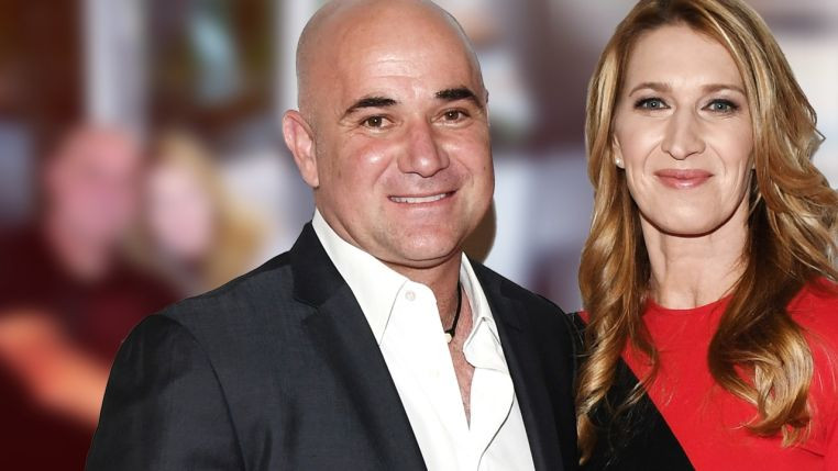 Die 20 Besten Ideen Für Steffi Graf andre Agassi Hochzeit ...