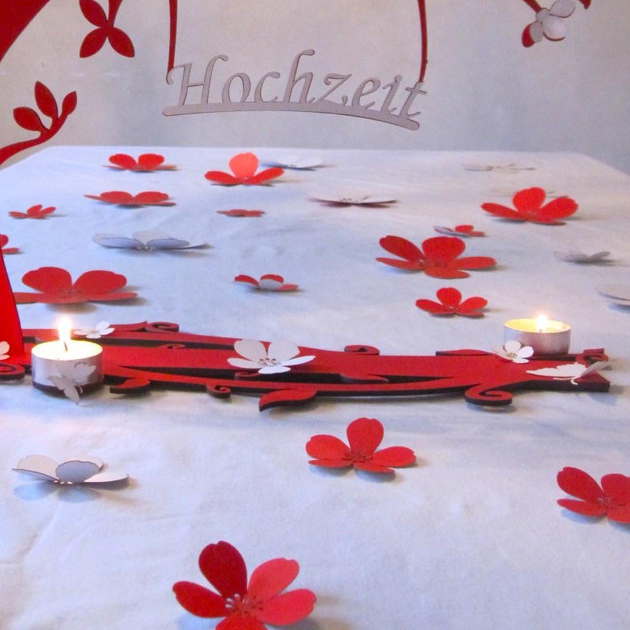 Streudeko Hochzeit  Streudeko Kirschblüte