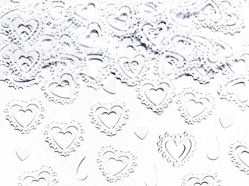 Streudeko Hochzeit  Streudeko Tischdeko Herz Herzen Hochzeit Valentinstag