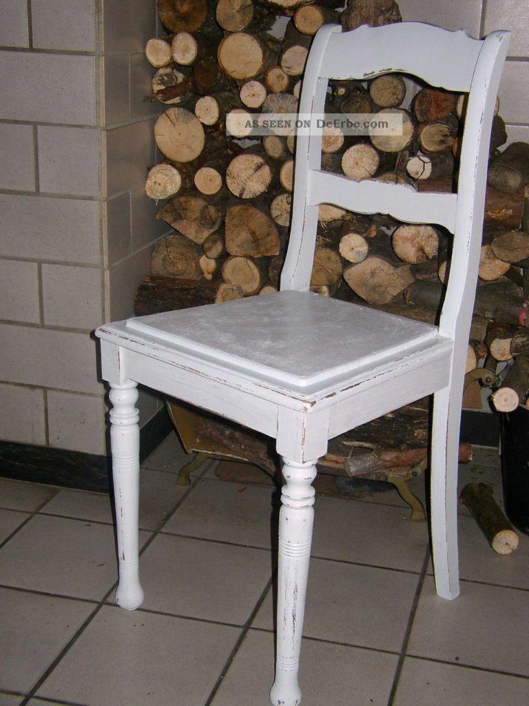 Stühle Günstig  stühle günstig gebraucht Shabby Chic Stuhle