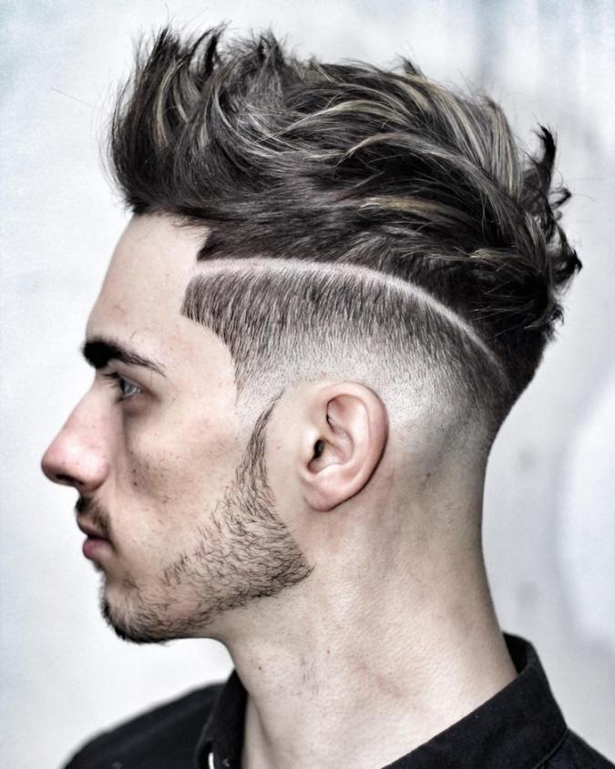 Stylische Frisuren Männer  Stylische Frisuren Männer 2019