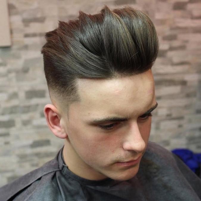Stylische Frisuren Männer  Stylische Frisuren Männer Feines Haar Frisuren