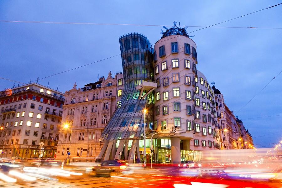 Tanzendes Haus Prag  Prag Tipps für einen perfekten Aufenthalt