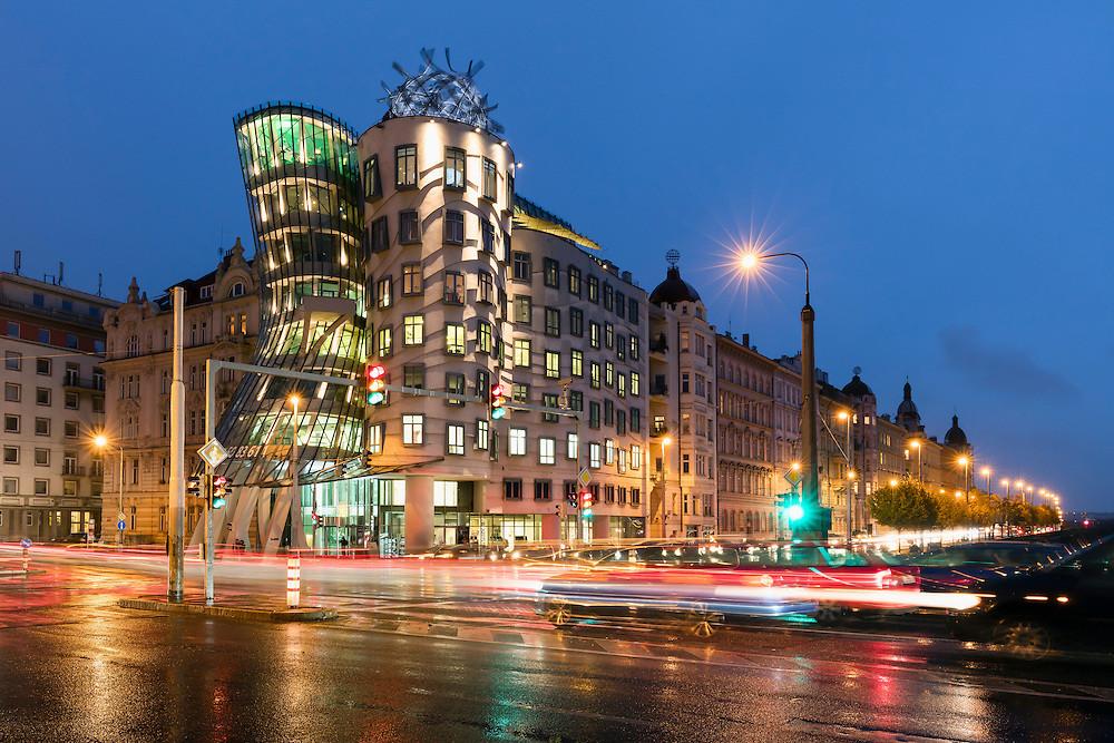 Tanzendes Haus Prag  Tanzendes Haus in Prag