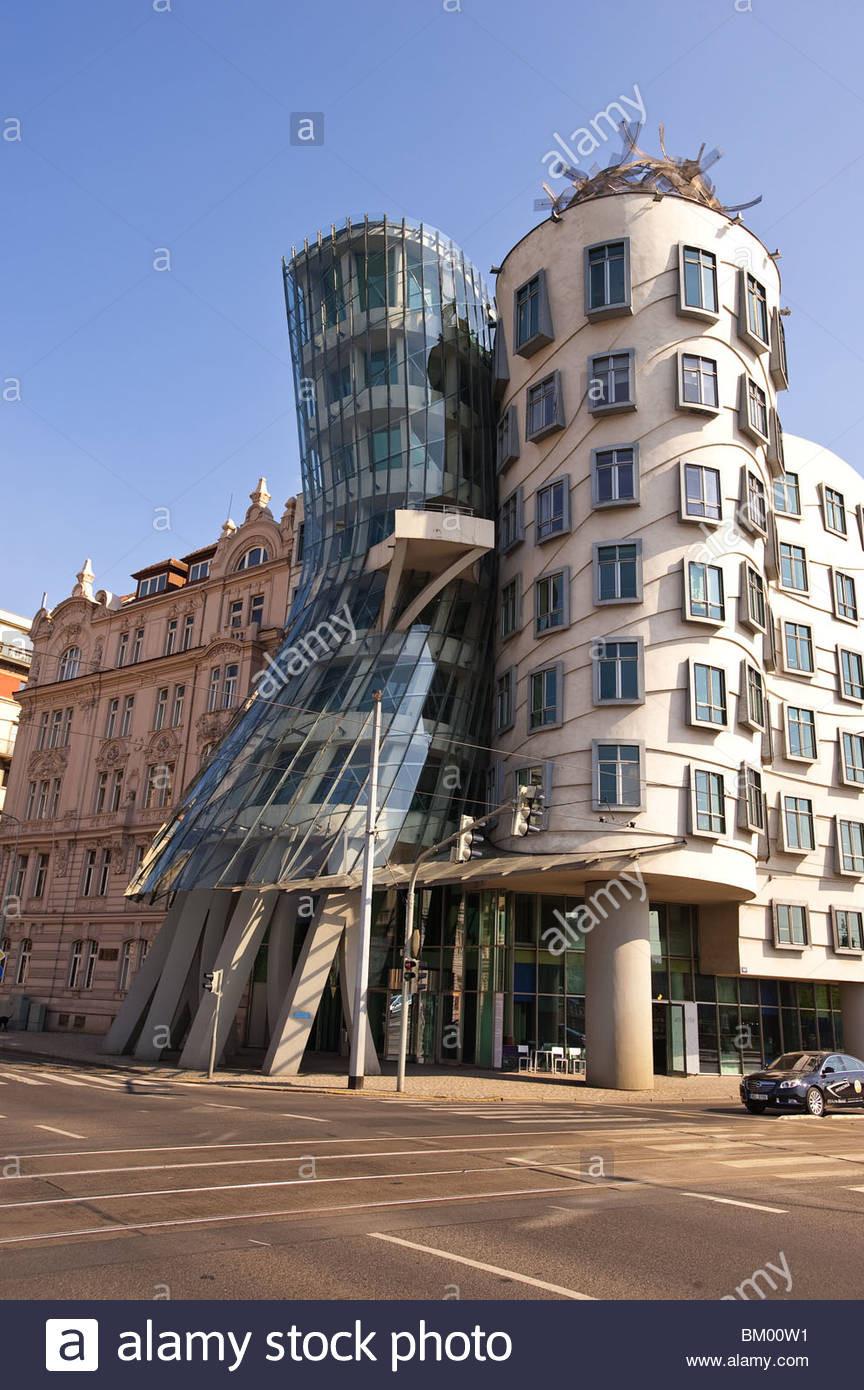 Tanzendes Haus Prag  Tanzendes Haus Prag Tschechien