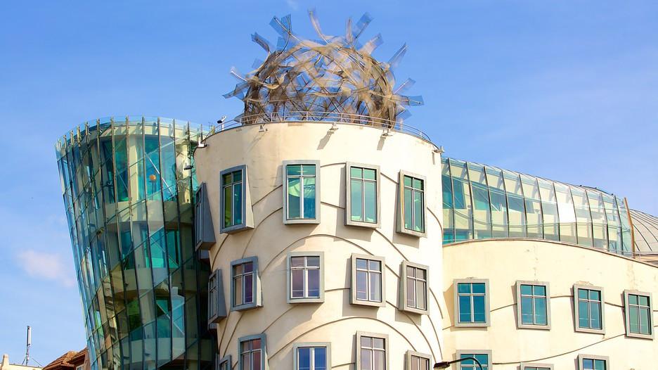 Tanzendes Haus Prag  Tanzendes Haus in Prag Expedia