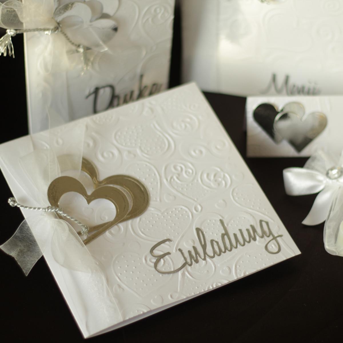 Tedi Hochzeit  Einladungskarten Hochzeit Tedi
