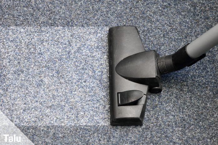 Teppich Reinigen  Teppich reinigen Anleitung für 12 Hausmittel wie
