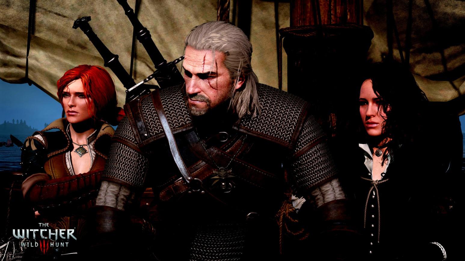 The Witcher 3 Frisuren  Inspirierende Witcher 3 Bart Und Frisuren Set The Bärte