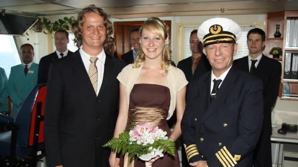 Thomas Gleiß Hochzeit  Verrückt nach Meer 14 ONE