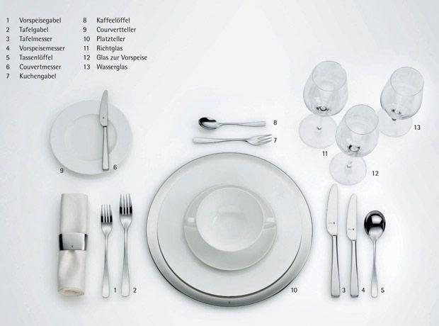 Tisch Decken  Die besten 25 Tisch eindecken Ideen auf Pinterest