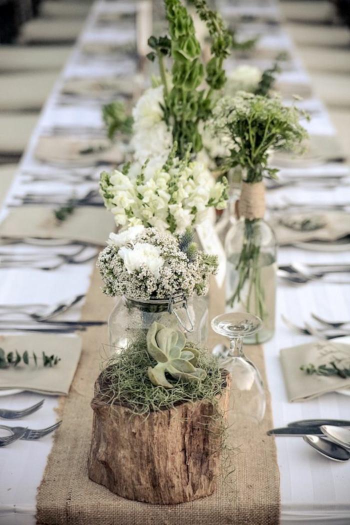 Tischdeko Hochzeit Mustertische  1001 Tischdekoration Ideen Anleitungen zum Selbermachen