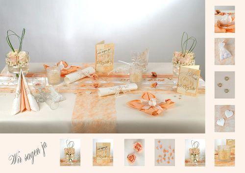 Tischdeko Hochzeit Mustertische  Die perfekte Hochzeitsdeko